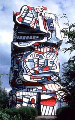 La tour aux figures